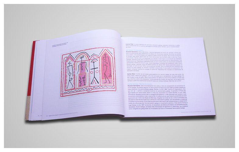 maquetación de libro en tapa blanda
