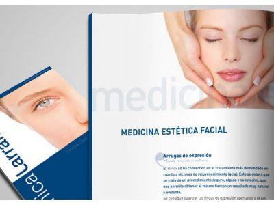 Catálogo Clínica Estética