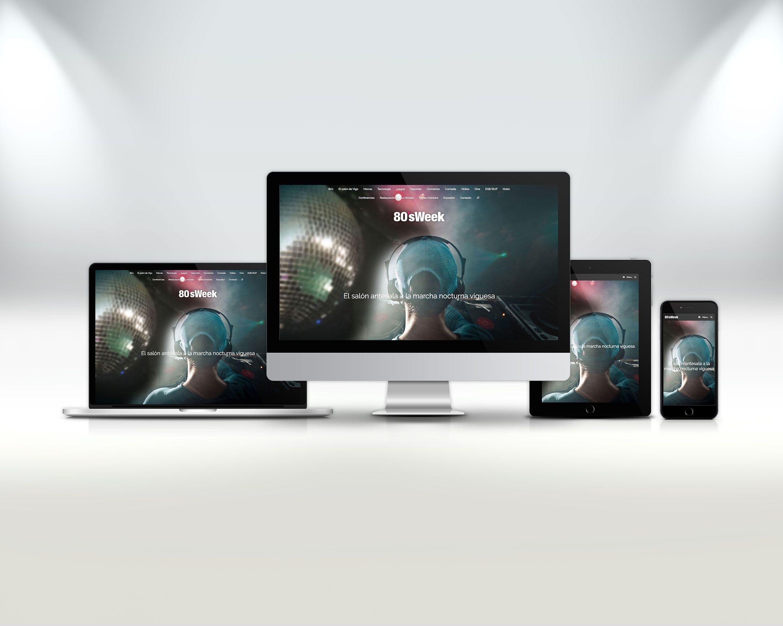 diseño web para dispositivos