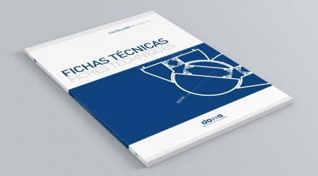 Catálogo de fichas técnicas