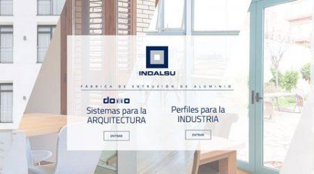 INDALSU Web