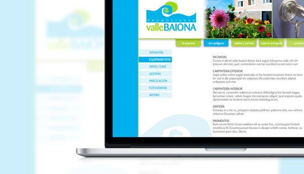 elaboración páginas web