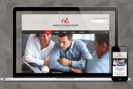 Elaboración de página web