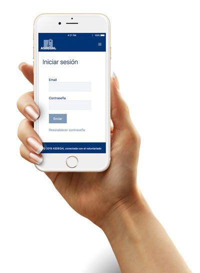 PWA aplicación progresiva para móviles